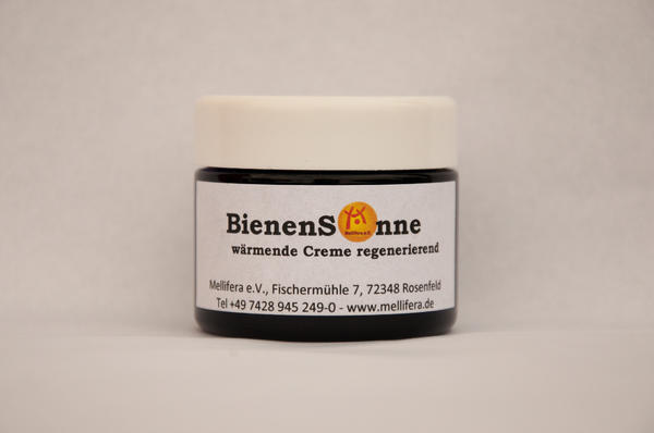 : BienenSonne, wärmende Creme neutral 50 ml