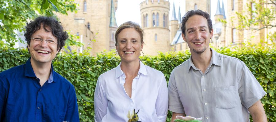 Sophie Prinzessin von Preußen wird Schirmherrin von Bienen machen Schule