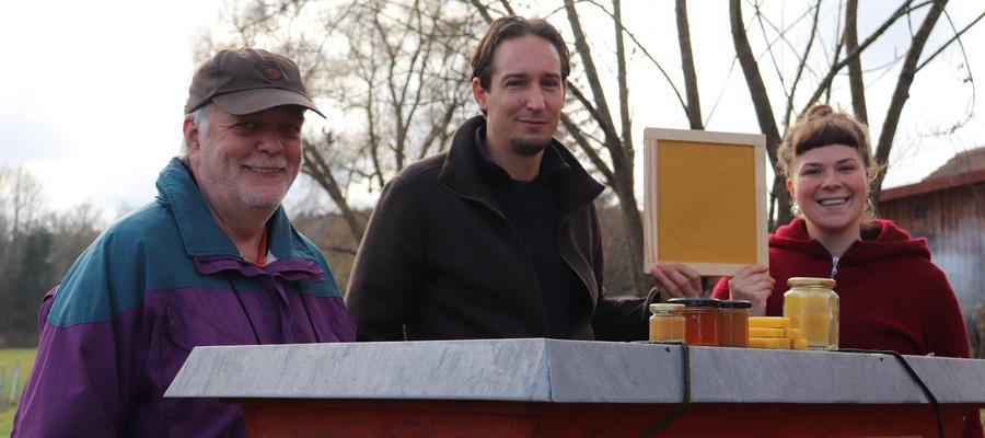 """Der dritte Jahrgang """"Bienenpädagogik"""" startet  digital und interaktiv"""
