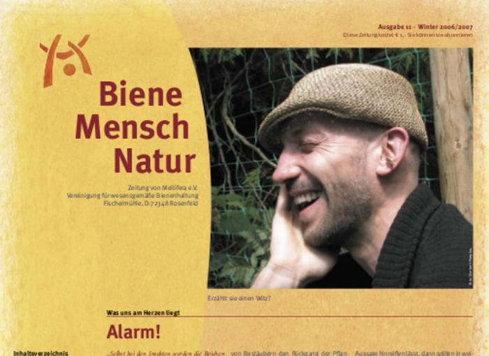 Cover BieneMenschNatur.11