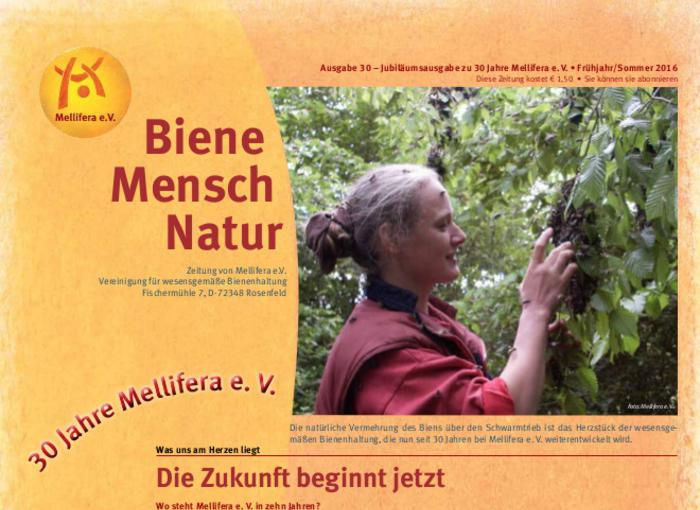 Cover BieneMenschNatur.30