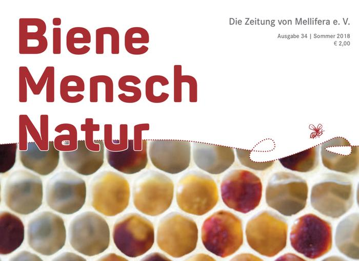 Cover BieneMenschNatur.34