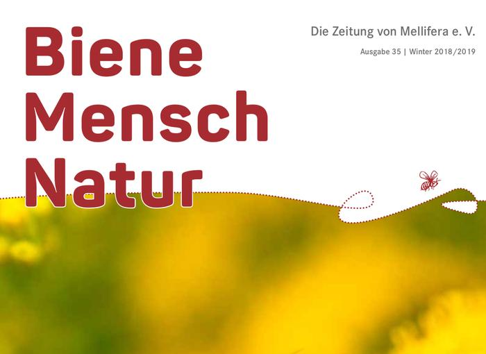 Cover BieneMenschNatur.35