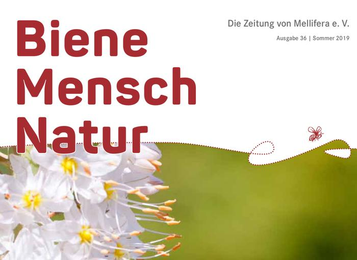 Cover BieneMenschNatur.36