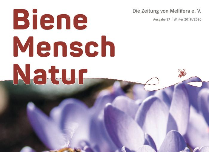 Cover BieneMenschNatur.37