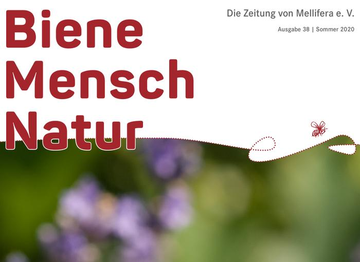 Cover BieneMenschNatur.38